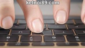 Cách khắc phục lỗi bàn phím không gõ được chữ