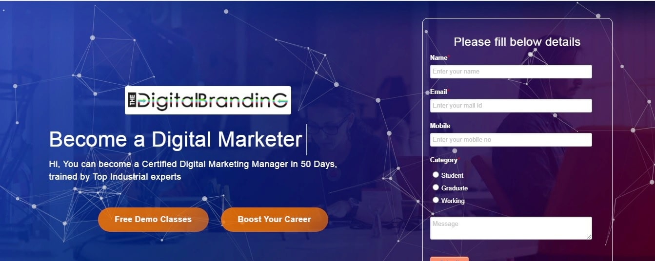 Digital Branding digital marketing training institute