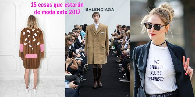 tendencias moda 2017