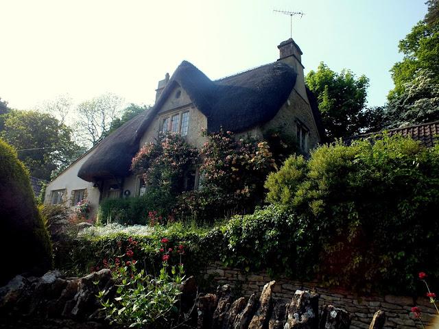 bonitas casas de Castle Combe