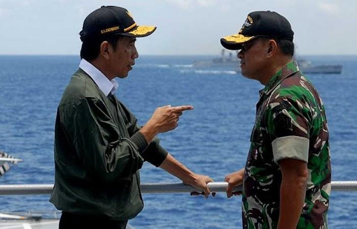 Pemberian Bintang Mahaputra untuk Bungkam Gatot Nurmantyo?