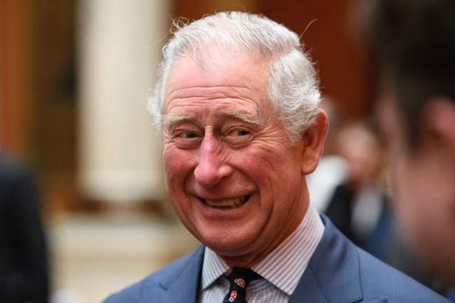 Breaking #Covid-19, #LetsFightCovid19: Prince Charles tests positive for Coronavirus