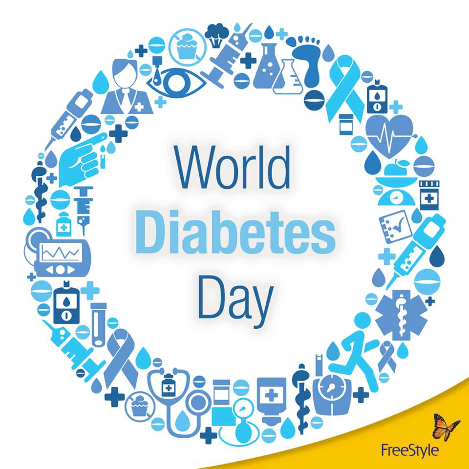 World Diabetes Day Wishes for Whatsapp
