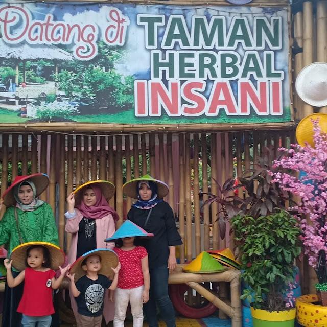 Taman Herbal Insani Sawangan