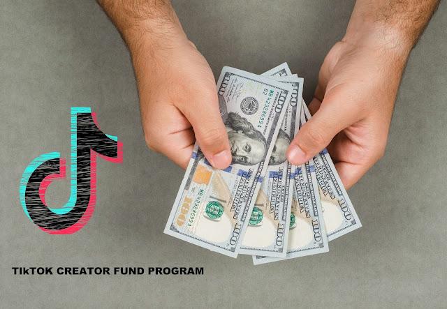 Cara Bergabung di Creator Fund TikTok dan Hasilkan Banyak Uang