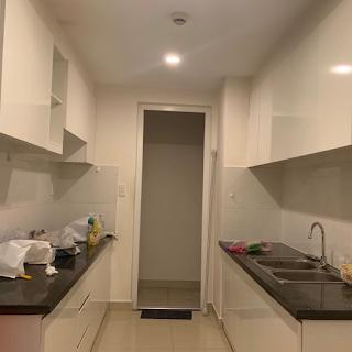 nhà bếp căn hộ 1 phòng ngủ chung cư the avila đường an dương vương
