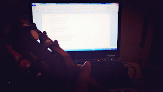 cara saya menulis lagu