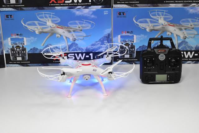 โดรนบังคับ X5SW-1