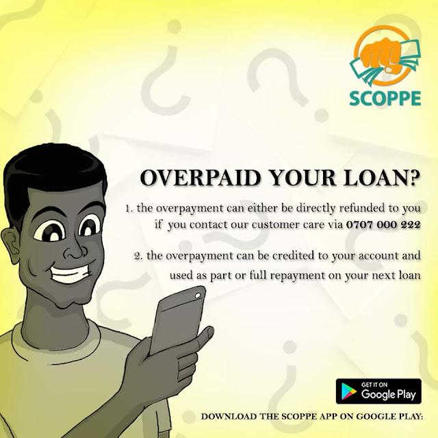 Scoppe loan