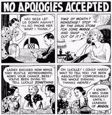 Midol - No Apologies Accepted