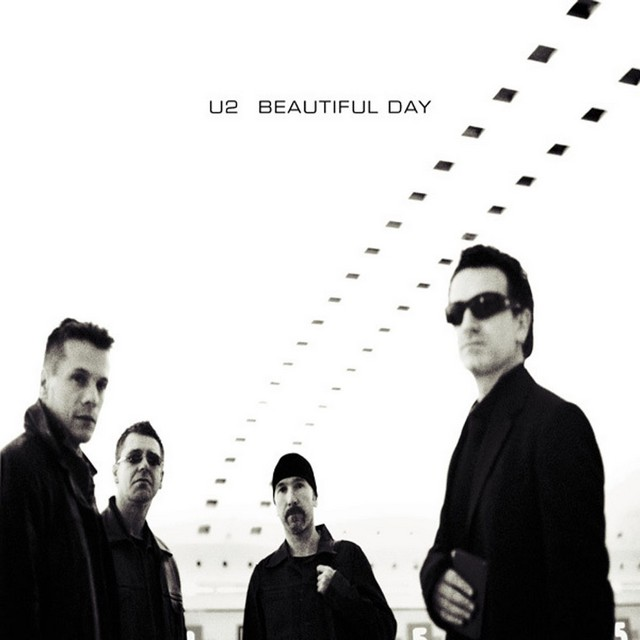 Beautiful day. U2