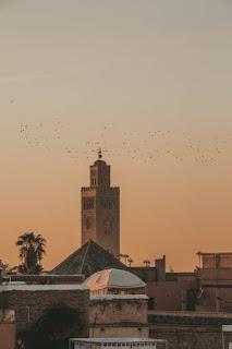 Mosque Koutoubia