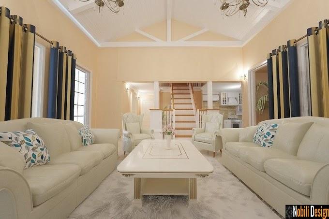 Design interior casa Tulcea - Amenajari interioare apartamente moderne