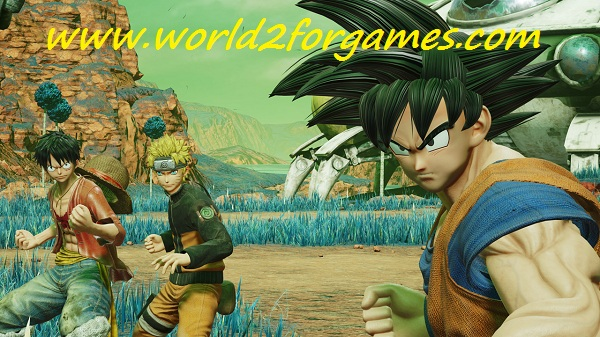 Free Download JUMP FORCE+Online