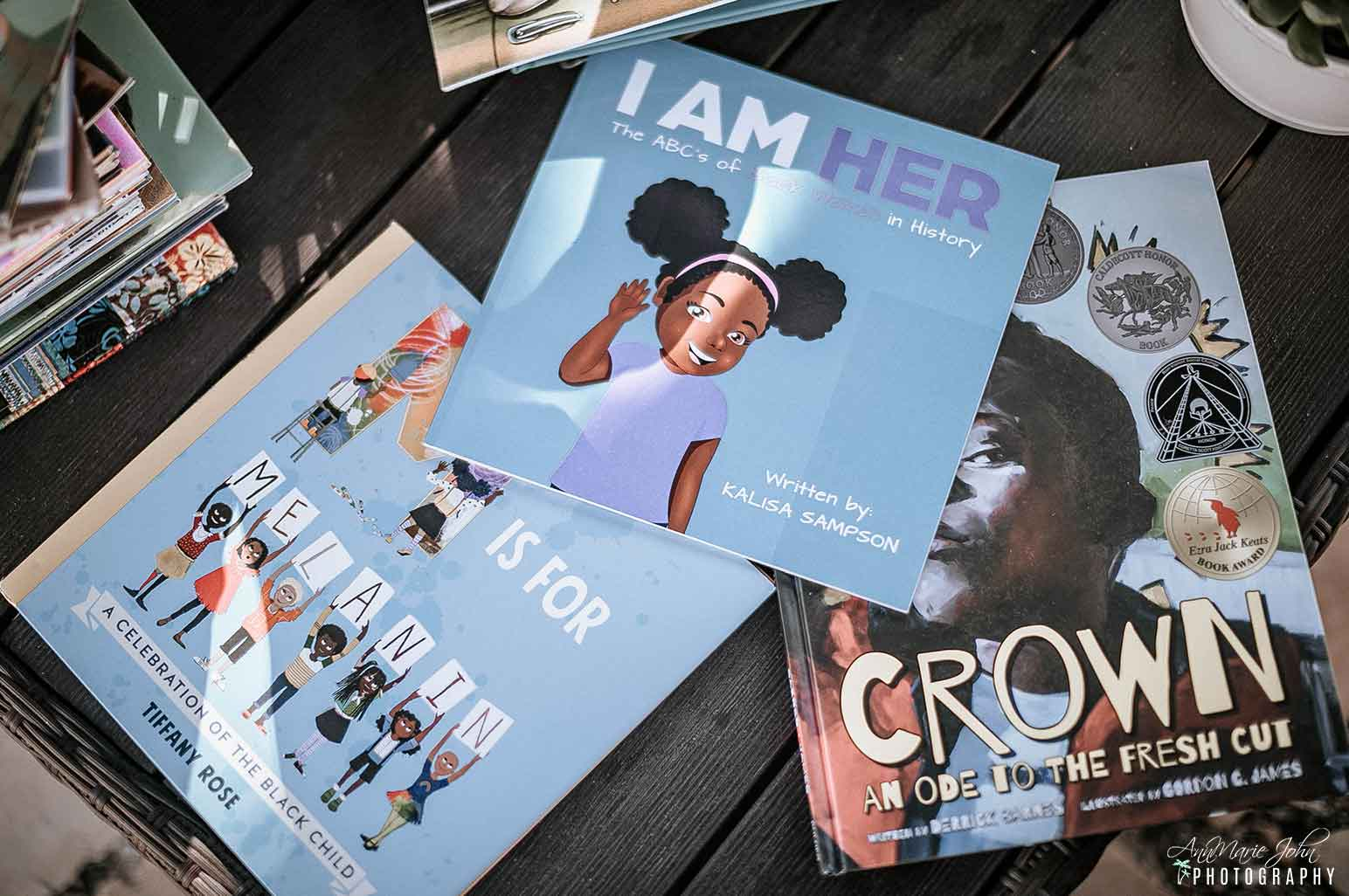 35+ Books for Black Children by Black Authors