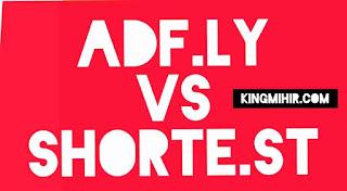 Adf.ly vs Shorte.st