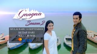 Gangaa Season 2 Episode 49 - KERANJANG SINOPSIS