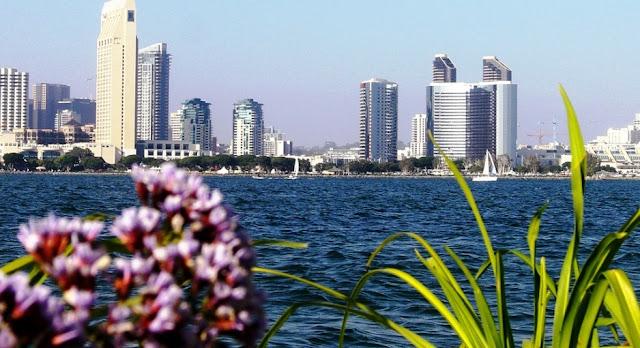 San Diego em maio