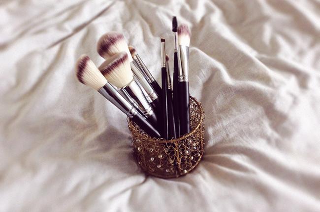Crownbrush makeup brushes