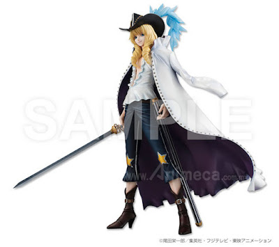 Figura Re:Cavendish Limited Edition Excellent Model P.O.P One Piece