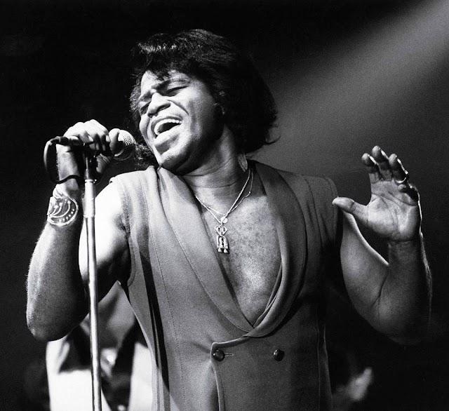 """Los pasos del """"Padrino del Funk"""" Un dia como hoy fallece James Brown."""