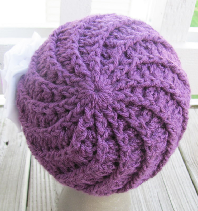 the hicks girls  the Night Sky Over Indy Divine Crochet Newsboy Hat 48e0fd74d0f