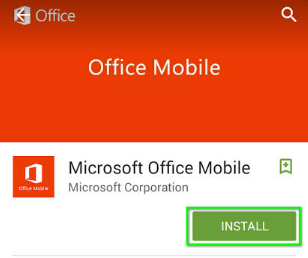 ms word mobile