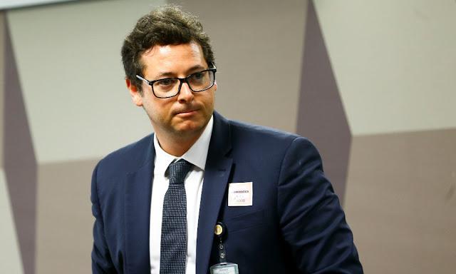 Secretário de Bolsonaro foi contaminado com Covid-19