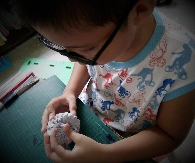 3D Origami by Gabi