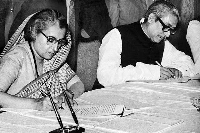Why did Bangladesh formed? (Hindi)