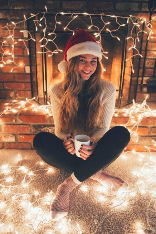 Fotos tumblr de navidad sola para imitar