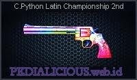C. Python Latin Championship 2nd