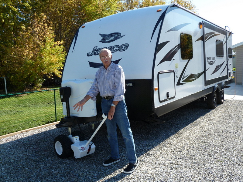 Travel Trailer Power Movers