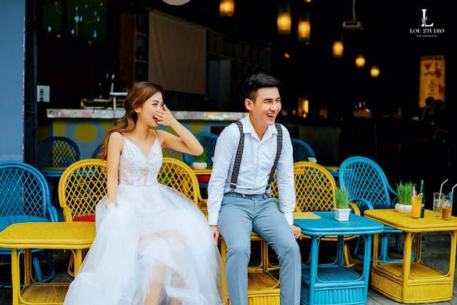 Chụp ảnh cưới trọn gói có phải sự lựa chọn hoàn hảo