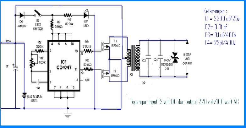 Belajar Memperbaiki Ac Diagram Pemasangan Ac Cassette