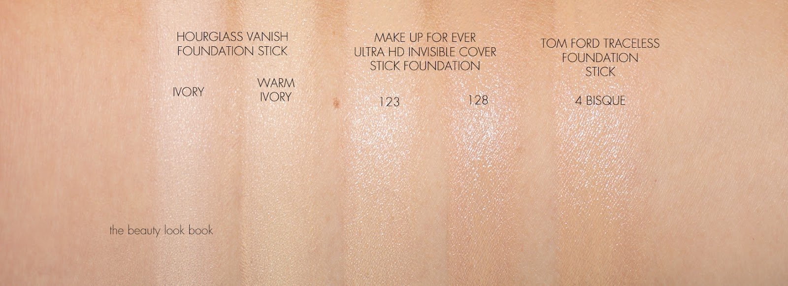Hourglass Vanish Seamless Finish Foundation Stick And