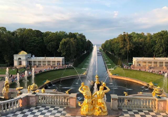 Peterhof - St. Petersburg