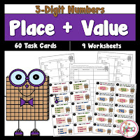 Place and Value of a 3 Digit Number