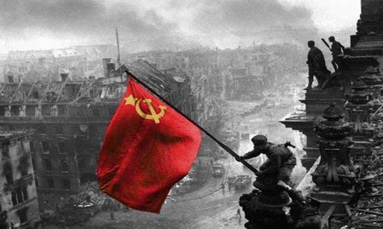 Τιμάμε την 9η Μάη, μέρα της Μεγάλης Αντιφασιστικής Νίκης των Λαών