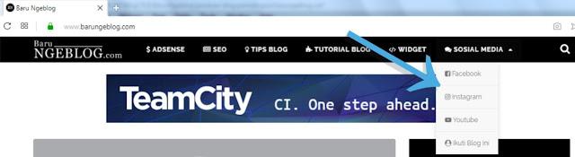 Konten Blog Tumpang Tindih dengan Iklan AdSense