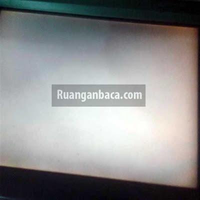 Solusi Perbaiki Layar LCD blank atau gelap Mesin Fotocopy canon IR/ IRA