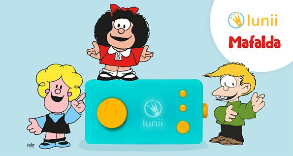 Les bandes à écouter de Mafalda pour Ma Fabrique à Histoires