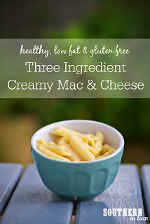 Gluten Free Creamy Mac and Cheese Recipe Healthy