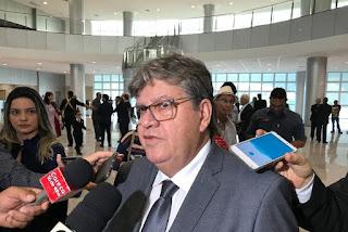 Governador anuncia entrega de obras e inicio de outras na PB