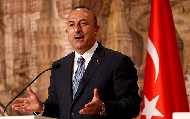 Τσαβούσογλου: Αντιπαραγωγικά τα βήματα Ε.Ε. εναντίον της Τουρκίας