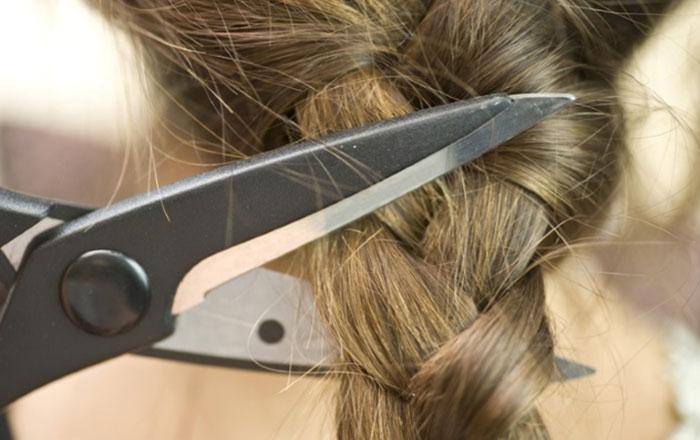 Pencurian rambut