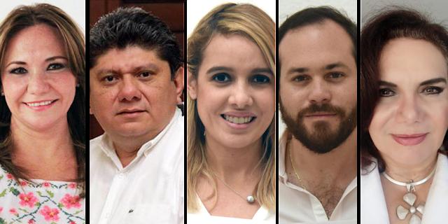El PRI inscribe su lista de candidaturas plurinominales al Congreso local