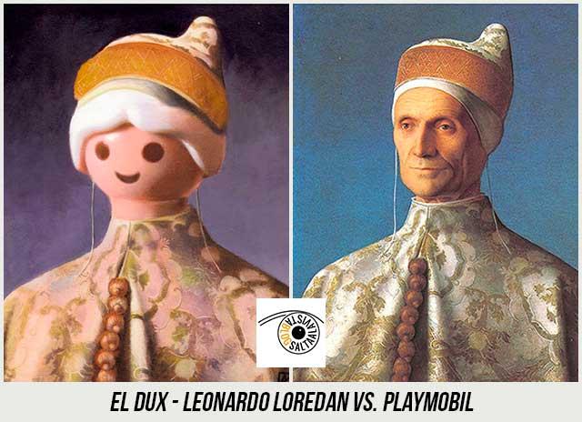 Cuadro-El-Dux-de-Leonardo-Loredan-Hecho-con-Playmobil