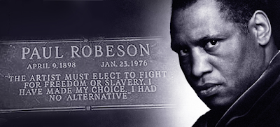 Paul Robeson: 40 Years Dead