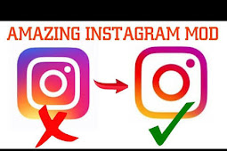 Download Instagram MOD terbaru 2018